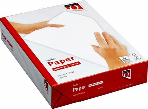 Kopieerpapier Quantore Premium A4 80gr wit 500vel