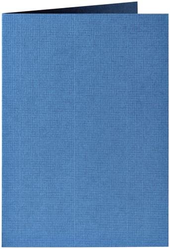 Correspondentiekaart Papicolor dubbel 105x148mm Donkerblauw