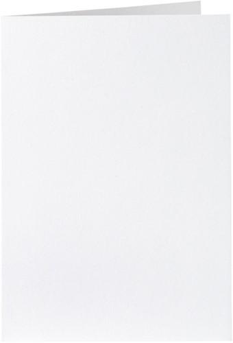 Correspondentiekaart Papicolor dubbel 105x148mm Kraft wit