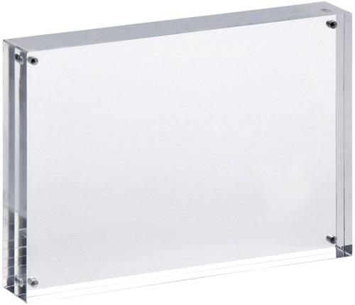 Fotolijst Maul 15x11.5x2.4cm acryl transparant