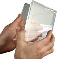 Fotolijst Maul 15x11.5x2.4cm acryl transparant-2