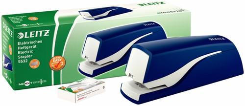 Nietmachine Leitz Elektrisch NeXXt 5532 10vel E1 blauw-2