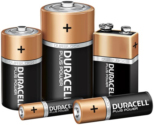 Batterij Duracell Plus Power 4xAA alkaline-3