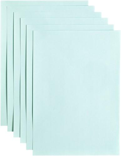 Kopieerpapier Papicolor A4 200gr 6vel zeegroen