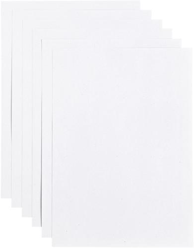 Kopieerpapier Papicolor A4 100gr 12vel kraft wit