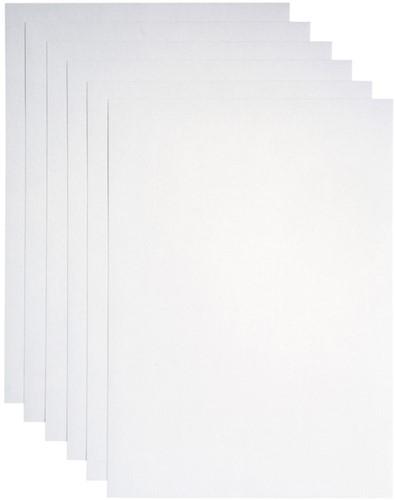 Kopieerpapier Papicolor A4 120gr 6vel parelwit