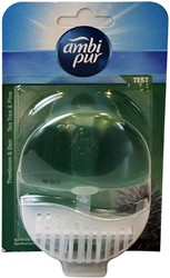 Toiletblok Ambi Pur Tea Tree en Pine 55ml navulbaar