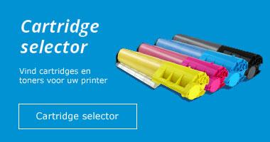 Cartridges en toners Selector | Kantoorartikelenexpess