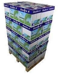 Double A Premium A4 80 gram (Pallet 200 x 500 vel)