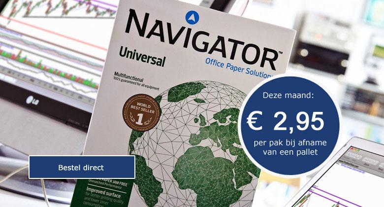 Kopieerpapier van Navigator | KantoorartikelenExpress