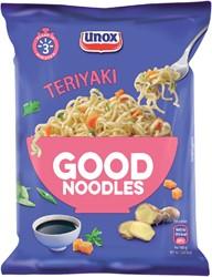 Unox Good Noodles teriyaki 11 zakjes