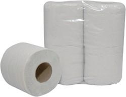 Toiletpapier Budget 2laags 200vel 48rollen