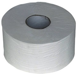 Toiletpapier Budget Mini Jumbo 2laags 170m 12rollen