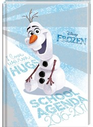 Frozen agenda 2016-2017