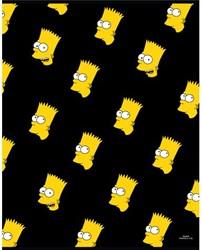 Schrift Simpsons (A5) lijn