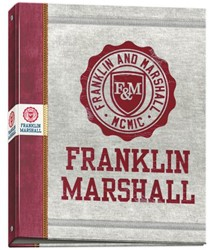 Ringband Franklin & Marshall boys 23-rings grijs