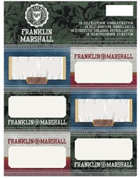 Schooletiket Franklin & Marshall boys
