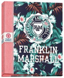 Ringband Franklin & Marshall girls 23-rings bloemen