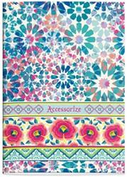 Schrift Accesorize Fashion (A4) lijn