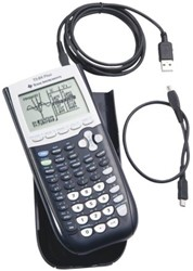 Rekenmachine TI-84 Plus inclusief link USB