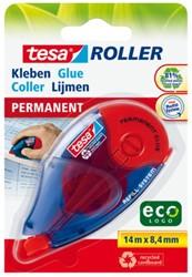 Lijmroller Tesa Eco navulbaar permanent op blister