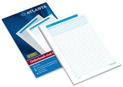 Orderboek Atlanta A5415-010 A5 50x2vel