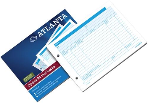 Opdrachtformulier Atlanta A5 50x2vel