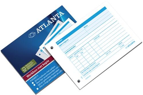 Werkbon Atlanta A6 50x2vel
