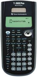 Rekenmachine TI-30X pro multiview