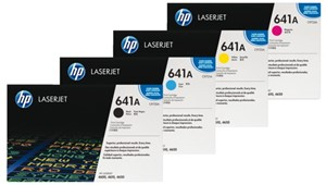 HP inktcartridges en toners