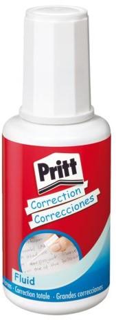 Correctievloeistof Pritt Correct-it 20ml 2+1 gratis blister-2