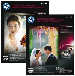 Inkjetpapier HP CR674A A4 photo glossy 300gr 50vel