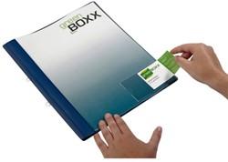 Etikethouder Durable pocketfix 20x75mm zelfklevend