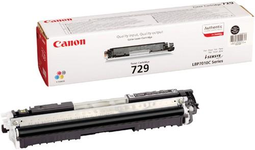 Tonercartridge Canon 729 zwart