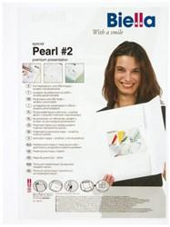 Offertemap pearl2+insteektas 3 flappen wit