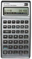 Rekenmachine HP 17BII+