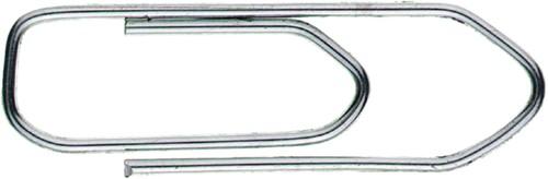 Paperclip Alco 32mm hoekig 100stuks