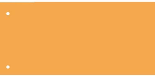 Scheidingsstrook Kangaro smal 240x105mm 180gr oranje