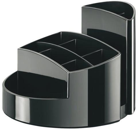 Pennenkoker Han Rondo 9-vaks zwart