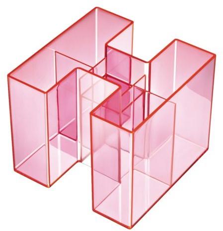 Pennenkoker Han Signal 5 vaks roze