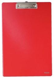 Klembord Esselte 56053 340x220mm rood