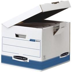 Archiefdoos Bankers Box system flip top kubus