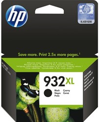 Inkcartridge HP CN053AE 932XL zwart HC