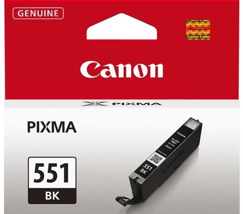 Inktcartridge Canon CLI-551 zwart
