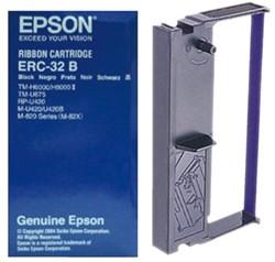 Lint Epson S015371 voor ERC-32B nylon zwart