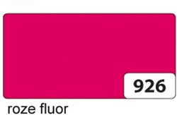 Etalagekarton folia 48x68cm 400gr nr926 fluor roze
