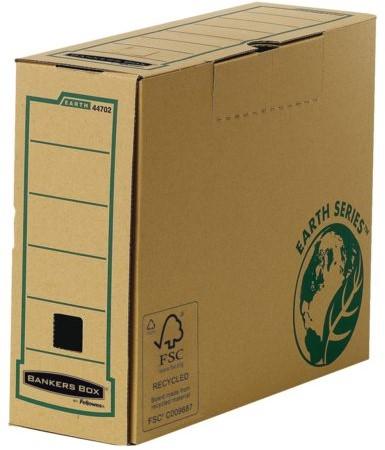 Archiefdoos Bankers Box Earth 100mm bruin
