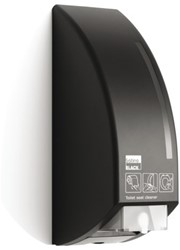 Dispenser Satino Black toiletbrilreiniger