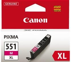 Inkcartridge Canon CLI-551XL rood HC