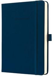Notitieboek Conceptum CO576 95x150mm blauw lijn